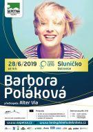 Barbora Poláková - Koncert - Beskydské hudební léto - Ostravice