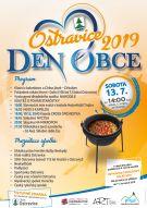 Den obce Ostravice 2019