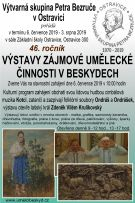 Výtvarná skupina Petra Bezruče v Ostravici - Výstava zájmové umělecké činnosti v Beskydech