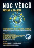 NOC VĚDCŮ - Šetrně k planetě