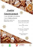 Tradiční vánoční jarmark