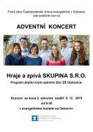 Adventní koncert, Ostravice