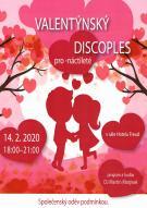 Valentýnský discoples 1
