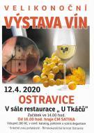 Velikonoční výstava vín 1
